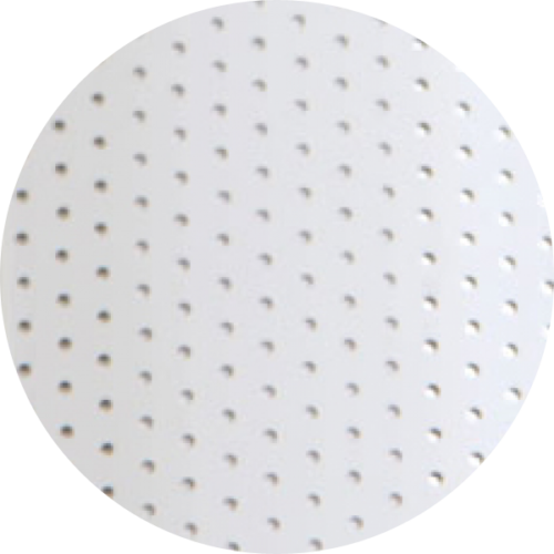 perforated-white